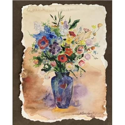 Цветы акварелью - купить   декор  в дом