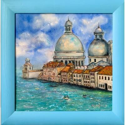 Венеция купить картину маслом