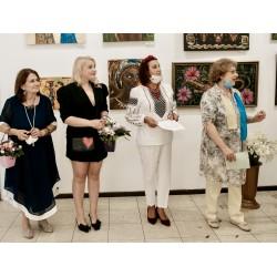 Отзыв искусствоведа, заслуженного работника культуры Украины В. Ефремовой о живописи художницы Стогниевой Марины
