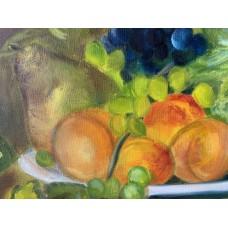 Картина Маслом «Чаша изобилия»